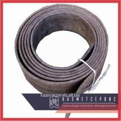 Tape brake LAT-2 of 6х110 GOST 1198-93