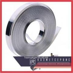 Tape bimetallic Mlstml (Melkhior-Stal-Melkhio