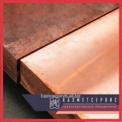 Plate bronze BRAZHN10-4-4