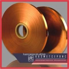 Tape copper roofing M1F