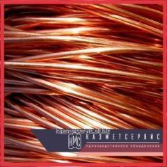 Wire copper MNZhKT5-1-0,2-0,2 DKRHM
