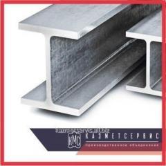 Балка стальная двутавровая 50Б1 ст3сп/пс 12м