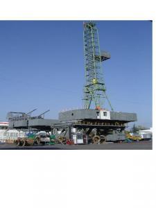 ZJ 50 and ZJ 70 drilling rig