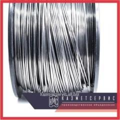 Wire of aluminum 1,5 mm of AMTsM