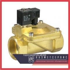The valve is electromagnetic, poliamidg