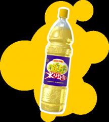 Масло рапсовое Жайлау