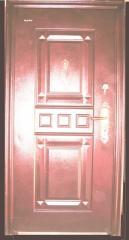 установка железных дверей в химках