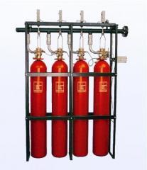 Мобильные средства газового пожаротушения в Алматы
