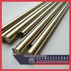 El círculo de titanio 40 mm ПТ3в