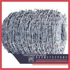Wire prickly FIDGET of 6 mm black