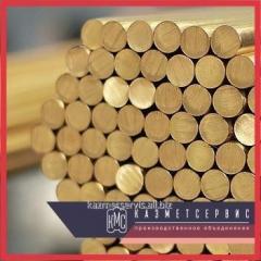 Circle of brass 110х3000 mm of LS59-1