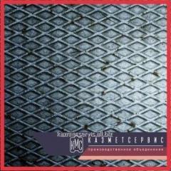 Decorative corrosion-proof leaf polished