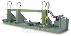 Equipment for the wood processing industry