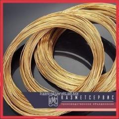 Wire of bronze 3 mm of Bramts9-2DKRNT