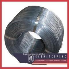 Гвоздильная проволока 0,18 мм 03Х18Н10Т ГОСТ 3282-74 ТНС термонеобработанная