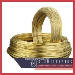 Wire of brass 6 mm of LO62-1