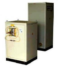 Induction heating equipment, industrial
