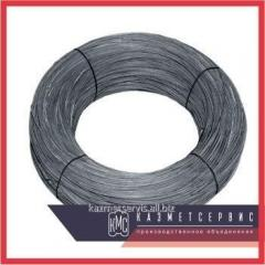 Wire of general purpose of 2,4 mm 03X18H10T of GOST 3282-74 ligh