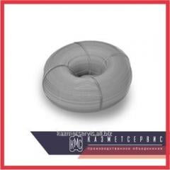 Wire of spring 0,14 mm 60C2A of GOST 14963-78