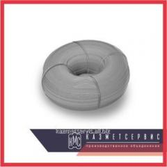 Wire of spring 1 mm 60C2A of GOST 14963-78 H-XH-2