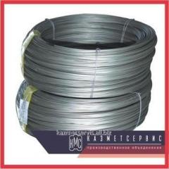 Wire of titanic 4 mm of VT1-0