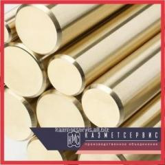 Bar of bronze 50 mm of BRAZHN10-4-4 with ATP PKRNH