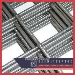 Grid road welded 100x100x10