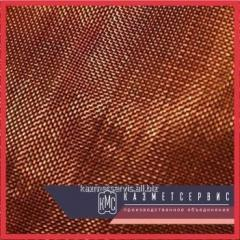 Сетка тканая бронзовая 0,35х0,16 БрОФ6,5-0,4