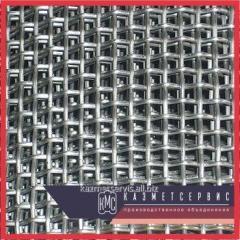 Сетка тканая никелевая 0,1х0,06 НП-2