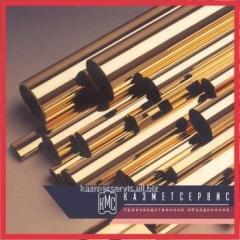 Pipe brass 40x4 L63
