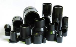 Caps are polyethylene, Caps pipe