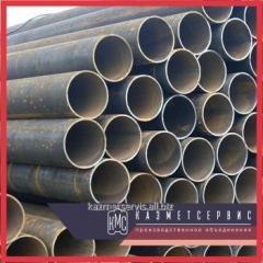 Pipe of welded 80x1,5 ST28,2-DX53D+GA120 g / alyum.