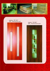 Interroom doors