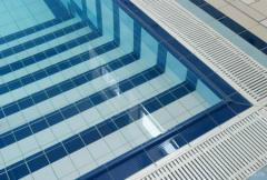 Baldosa para piscinas