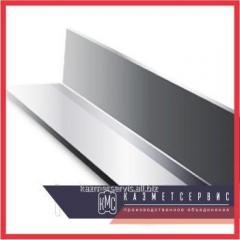 Уголок дюралюминиевый 90х45х2,5 Д19ЧТ