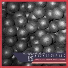 Мелющие помольные шары 120 мм ШХ15