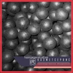 Spheres grinding grinding 25