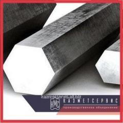 Алюминиевый шестигранник 19 мм Д1Т