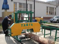 "Tape power-saw bench ""T-2M Taiga"