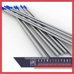 Electrodes welding tungsten VI