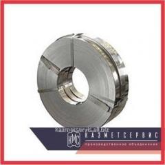 Лента из прецизионных сплавов для упругих элементов ЭП414(12Х18Н9СМР) 0,08 мм ГОСТ 14117