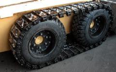 Комплект гусениц к МКСМ-800, 1000