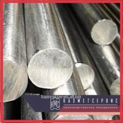 Circle of steel heat resisting 110 mm 38H2MYuA-SSh of TU 14-1-658-73
