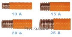 Гибкие металлические трубы для газа