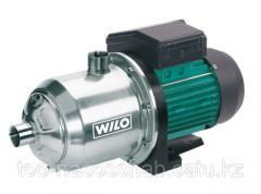 Многоступенчатый центробежный насос Wilo MP