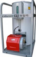 Diesel (liquid-fuel) copper of KITURAMI KSO 100R