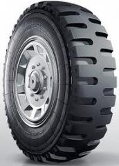 Tires for a special-purpose equipmen