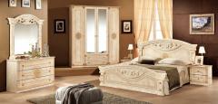Спальный гарнитур Рома 4 Д Клен