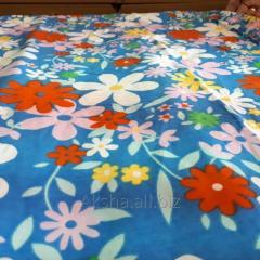 Хлопчатобумажная ткань с Цветочками