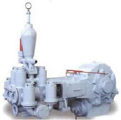 Pump cementing NPTs-32